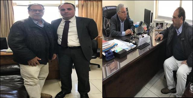Photo of زيارة لمجلس النواب الأردني