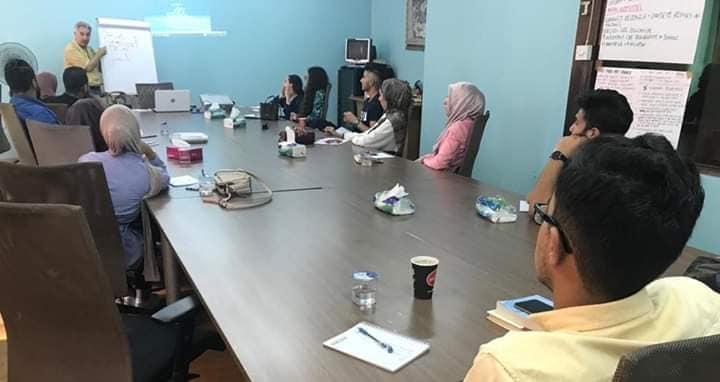 Photo of اختتام الدورة الثامنة من برنامج القيادات الطلابية في الجامعات الأردنية