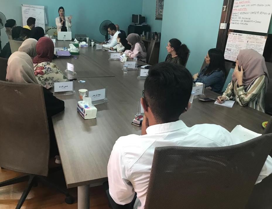 Photo of اختتام اليوم الثالث عشر للمشاركين والمشاركات في دورة القيادات الطلابية في الجامعات الأردنية
