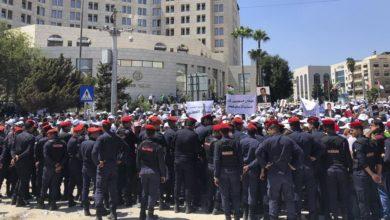 صورة الأردن: ازدياد اعتقالات النشطاء والمتظاهرين