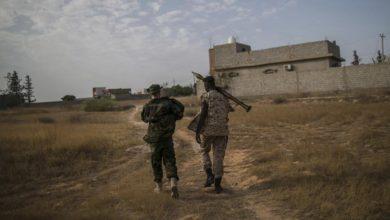 صورة ليبيا: القتال المتهور يُعرض المدنيين للخطر