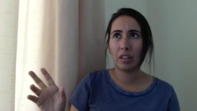 صورة الإمارات: أطلقوا سراح ابنتي حاكم دبي المحتجزتين
