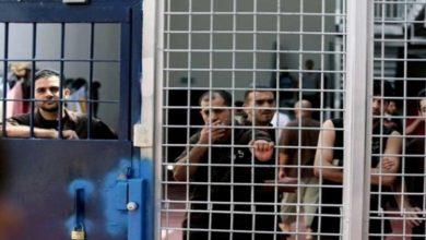 صورة ورقة موقف(3): أوضاع الأسرى الفلسطينيين في السجون الإسرائيلية – خطر وصول كورونا